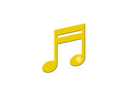 音楽の音符