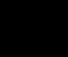 システインの化学構造