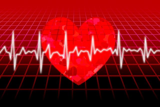 空腹時の心臓に起きる不整脈
