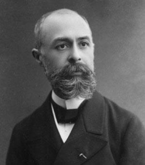 アントワーヌ・アンリ・ベクレルの写真(パブリックドメイン)