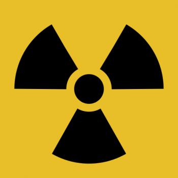 放射能のハザードシンボル