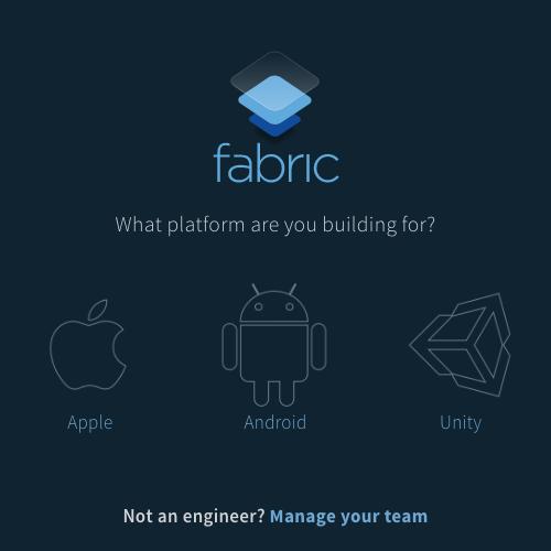 Fabricを使うプラットフォーム選択