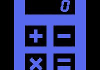 計算のアイコン