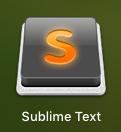 SublimeTextのアイコン