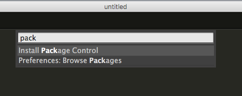 package control reinstall
