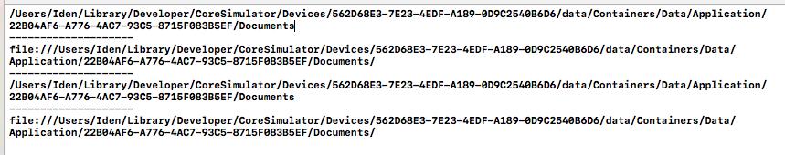 SwiftでパスとファイルURLの相互変換