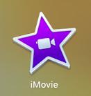 iMovieのアイコン