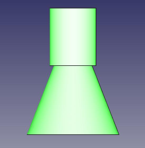 2つの3Dモデルを組み合わせてSTLとして保存する