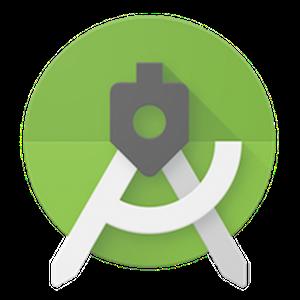 AndroidStudioのロゴ