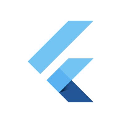 Flutterのロゴ