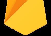 FIrebaseのロゴ