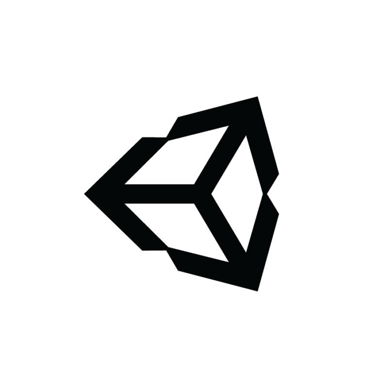 Unityのロゴ