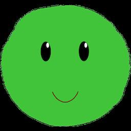 毬藻のマリモくん