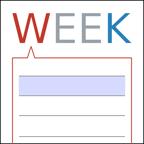 無料アプリ 週だけスケジュール