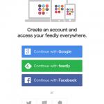 新着ブログ記事などを簡単チェックできる「feedly」の設定方法