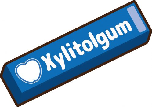 キシリトールガム