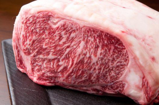 栄養豊富な牛肉