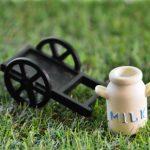 牛乳に含まれるタンパク質の種類と健康効果