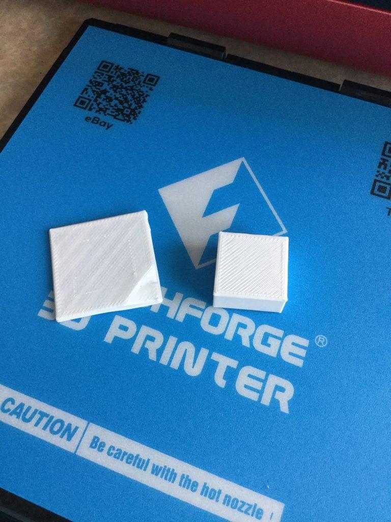 3Dプリンターによる完成品