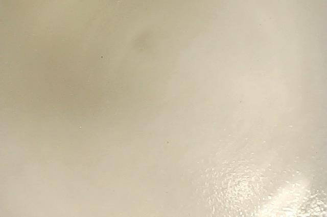 濾過後の雪解け水1