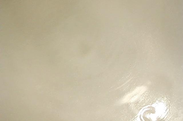 濾過後の雪解け水2